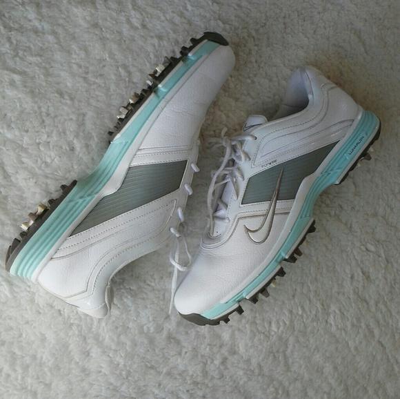 the best attitude e5b30 0310c Nike Lunarlon Flywire women s golf shoes. Sz 8.5. M 5bdb4cdcaaa5b8e9bc6ccc4f